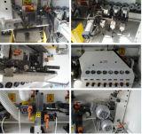 Halb automatische Rand-Banderoliermaschine mit Screen-halbautomatischer Rand-Banderoliermaschine