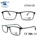 Professional OEM / ODM Factory Supply Mais recentes quadros ópticos Ultem de estilo (UT048)