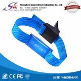 Wristband Lf Nylon отслеживая RFID