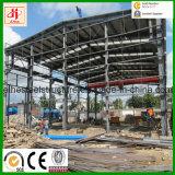 Мастерская Pre-Проектированная конструкцией стальной структуры/пакгауз/Godown/офисное здание