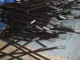 Wheelbarrow de aço da construção de China Ámérica do Sul