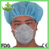 Mascherina attiva a gettare del cono del carbonio di N95 Ffp1 senza valvola