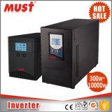 Sinus Wvae Inverter-Aufladeeinheit 25A des Inverter-2000W 24VDC reine maximal