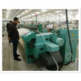 중국 공기 제트기 직물 면 직물 길쌈 기계