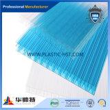 UV geschützt vom Polycarbonat-Blatt