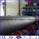 Qgw Serien-Stahlrohr-äußere Wand-Granaliengebläse-Maschine