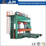 Machine froide de presse de contre-plaqué hydraulique pour le fonctionnement du bois
