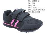 Deux couleurs PU Sport Chaussures femmes