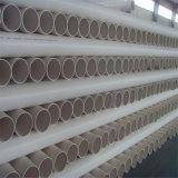 PVC pipe à eau en plastique de grand diamètre de cadrage de la cage de poissons