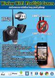 De Camera van WiFi PIR van de Visie van de nacht met 720p de Waterdichte Lichte Camera van de Veiligheid