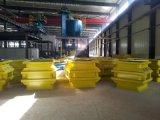 Proceso de espuma perdida el equipo de fundición de moldeo en arena de tubos