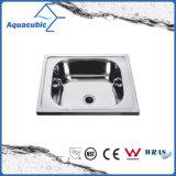 Solo el tazón de acero inoxidable fregadero de cocina (AEC5044)