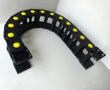 CNC van de Draad van de Kabel van 80*150mm de Plastic Flexibele Ketting van het Spoor