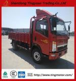 6 de Lichte die Vrachtwagen van Sinotruk HOWO van wielen voor Afrika wordt ontworpen