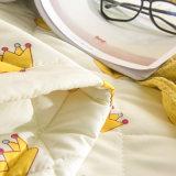 Trapunta stampata abitudine dei Comforters di estate di Microfiber