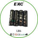 Größen-Batterie der Multiforce Shrink-Verpackungs-1.5V Um3 der Batterie-AA