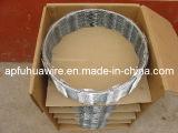熱いGalv。 またはSs 430 Cbt65アコーディオン式かみそりの有刺鉄線