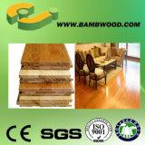 Suelo de bambú tejido hilo natural del tecleo (NSW 02)