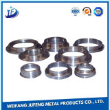 ステンレス鋼の一部分を押すカスタム工作機械の精密金属