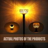 Solaraufflackern-Beleuchtung-Landschaftstanzen-Flamme-Lampe des fackel-Licht-96 LED