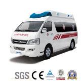 Bus van de Ziekenwagen van China de Populaire