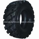 비스듬한 Pneumatic Forklift Tyre, High Quality를 가진 Industrial Tyre