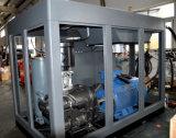 Compresor de aire económico de energía del tornillo para la fábrica de la producción del chocolate