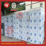 Equipos de secado de aire caliente en Stock Correa / máquina de secado túneles