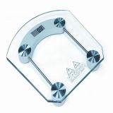 180kg hogar básculas de baño Digital de vidrio escala personal