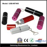 Azionamento bello dell'istantaneo del USB del metallo di figura del rossetto (USB-TM465)