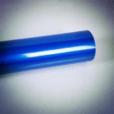 급료 애완 동물 유형 자동 접착 사려깊은 비닐을 광고하는 파란 색깔