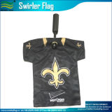 Custom спорта ручной развевается флаг Swirler (M-NF10F02011)