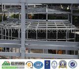 Construcción de la estructura de acero, resistencia del terremoto
