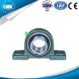 Piezas de maquinaria de alta capacidad de la caja de acero cromado de las Unidades de rodamientos Chumaceras (UCP209)