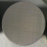 플라스틱 압출기 사용 220 미크론 SS304 SS316 필터 방충망