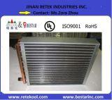 Tipo evaporatore dell'aletta del frigorifero raffreddato aria del tubo di rame
