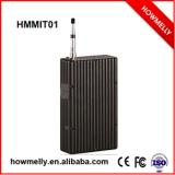 Cofdm émetteur vidéo récepteur audio sans fil