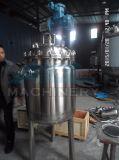 500L sanitaires cuve de mélange détergent de chauffage au gaz