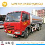 Il camion 25000L 8*4 del serbatoio dell'olio rifornisce di carburante il camion della petroliera del camion pesante dell'autocisterna