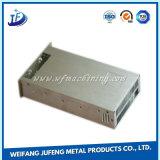 Präzisions-Aluminium/Edelstahl-Blech, das Teile stempelt