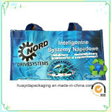 Le sac stratifié non tissé recyclable de pp a feuilleté le sac de empaquetage stratifié par sac promotionnel
