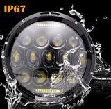"""o farol do diodo emissor de luz do poder superior 78W com DRL, Waterproof do """" farol diodo emissor de luz 7 para o jipe do carro"""