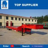 Fabrikanten van de Aanhangwagen van het Bed van de Lader van de Lader van de titaan de Lage Lage Lage