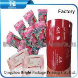 Bunter Drucken-Beutel-Film-Plastikfilm für Süßigkeit-Paket