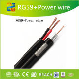 Rg59 + 2 Wire Coax Cable Types