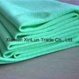 Tejido transpirable que ventilar Lycra textiles tela con el flujo de aire