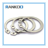 Anelli di conservazione standard DIN471 per l'asta cilindrica