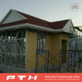 모잠비크 가벼운 강철 별장 호텔 프로젝트
