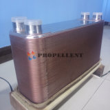 La refrigeración por aire de la placa de acero inoxidable soldado Intercambiador de Calor Aire Acondicionado