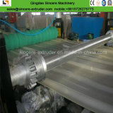 Trilayer PVC Extrusion ASA Tuile composite de la machine